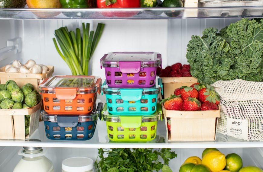 Il modo migliore per organizzare il vostro frigorifero a prova di Instagram