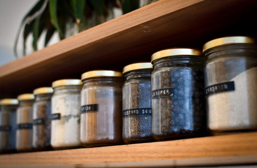 23 prodotti geniali per avere la dispensa più organizzata del mondo