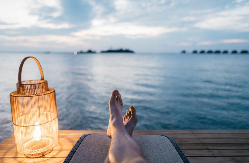 40 modi per rilassarsi in 5 minuti o meno