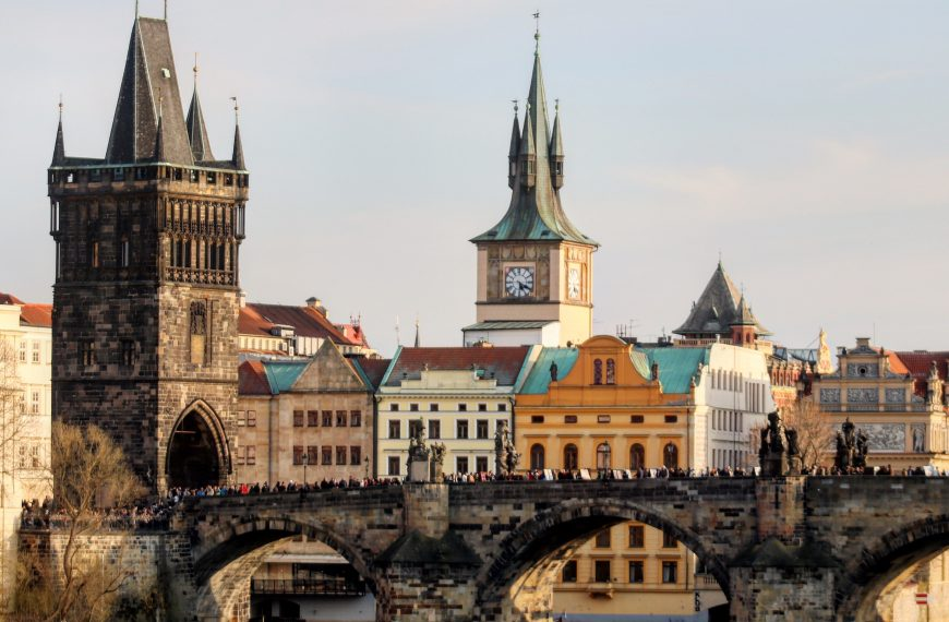 20 posti meravigliosi per viaggiare all'estero in autunno